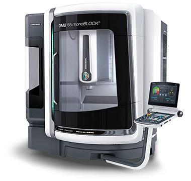 Mill 5 axis