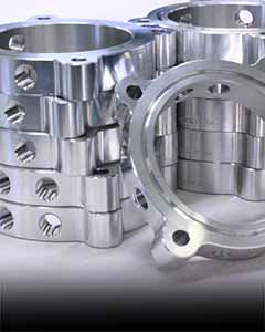 CNC race parts AMI Machining