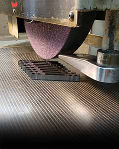 Precision Surface Grinding AMI Machining