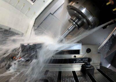 DMU 65 hard milling