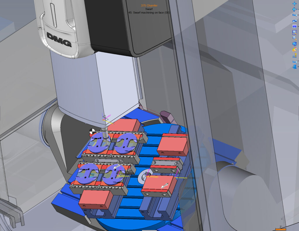 Milling Machining turning Wire EDM CAD CAM